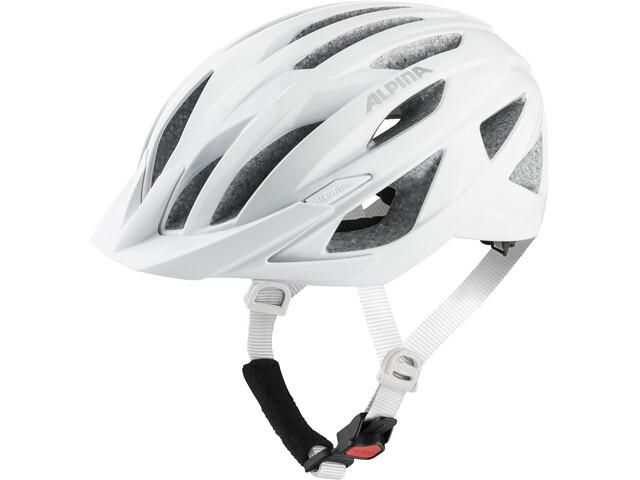Alpina Delft MIPS Helmet, blanco